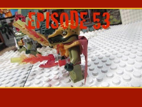 LEGO Chima episode 53 - Icy Death