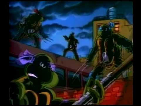 Teenage Mutant Ninja Turtles Opening (1987)