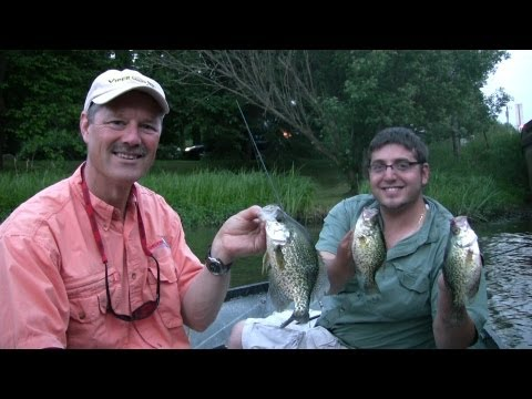 Tips on Crappie Fishing using Live Minnows