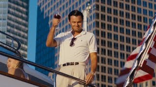 The Wolf Of Wall Street Official Movie Trailer 2013