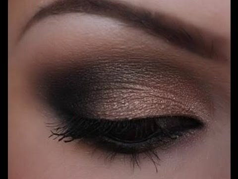 Dramatic Smokey Eye Makeup Tutorial | Cassandra Bankson ...