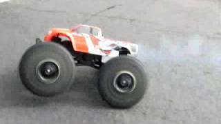 HPI Savage Two wheels