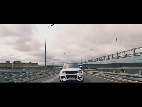 Тест-драйв Range Rover LUMMA CLR R