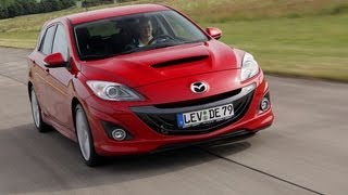 Test Mazda 3 MPS 2.3T videos
