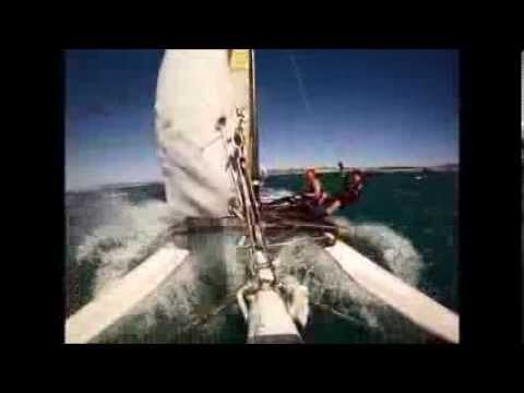 Down wind dash 2014 (Langebaan beach to Saldanha Bay)