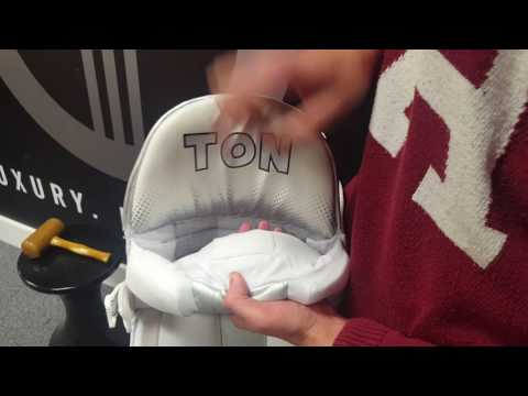 TON Elite Batting Pads