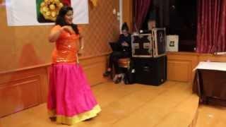 A Dance Performance On Ghagra ( Yeh Jawaani Hain Deewani
