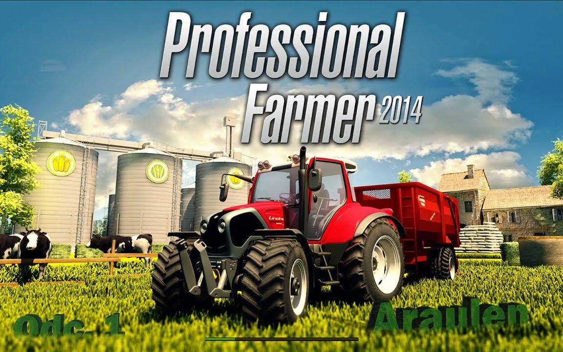 Symulator Farmy 2014 #1 - Zaczynamy przygodę! - YouTube