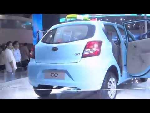 Pesaing Toyota Agya dari DATSUN GO di Indonesia International