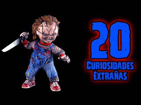 TOPS 20: 20 Curiosidades Extrañas De Chucky El Muñeco Diabolico