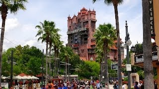 Disney's Hollywood Studios 2014 Tour And Overview Walt