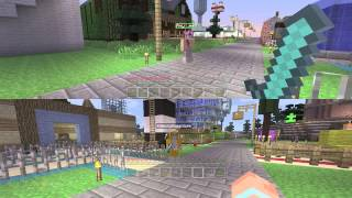 Minecraft Xbox Amy Lee33's First Video, With Special