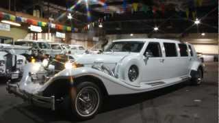1989 Excalibur Stretch Limo For Sale~Very Rare 1 of 15~Built By Excalibur as a Limousine