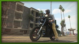 GTA 5 Stunts EPIC Bike Stunt! Challenges With