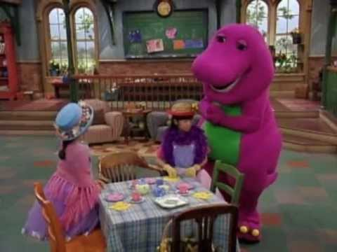 Barney - Please and Thank You Song