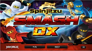 Cartoon Network Games: Lego Ninjago Spinjitzu Smash DX
