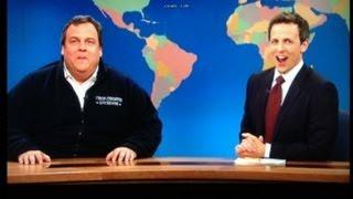 SNL Reviewed: Petraeus Sex Scandal, Chris Christie & Jeremy Renner