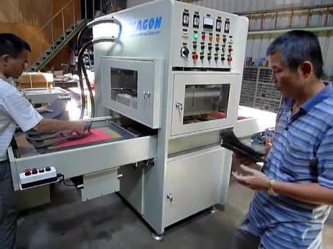 Masina de Lipit PVC - Inalta Frecventa Masina  HG-804S-10T(8KW)  - Taiwan Hexagon
