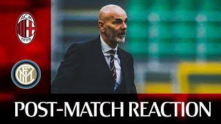 #MilanInter   Post-match reactions