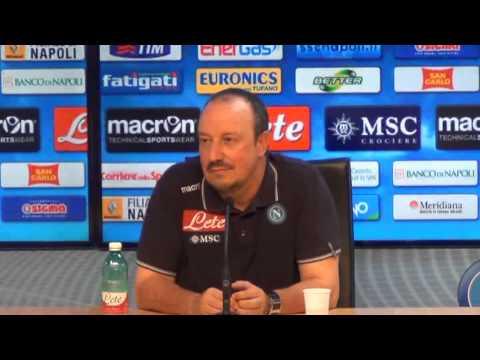 Rafa Benitez su Maxime Gonalons