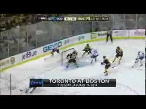 Maple leafs @ Bruins Game in Six