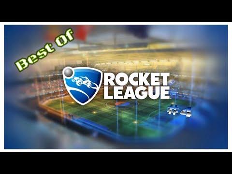 BEST OF ROCKET LEAGUE #4 :Fails, Skills, Chance et Buts