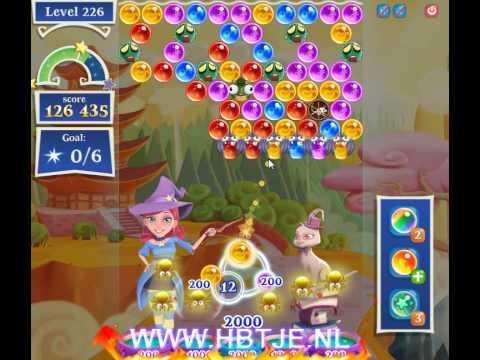 Bubble Witch Saga 2 level 226