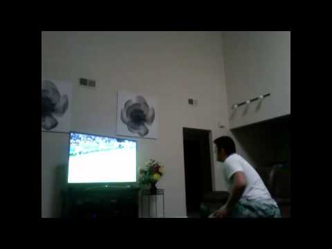 USA FAN REACTION TO JOHN BROOKS WORLD CUP WINNING GOAL! USA VS GHANA SOCCER! BRAZIL WC 2014!
