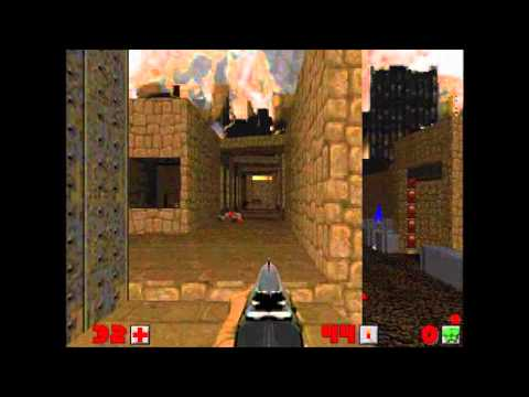 Doom 2 Map 14: The Inmost Dens (Ultra) — GamePunchers