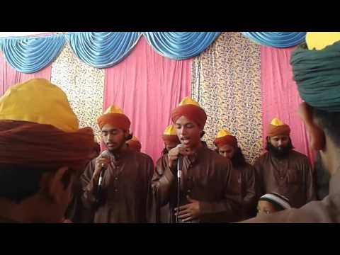 Mehfil-e-naath on occasion of MILAD UN NABI S.A.W 2014 by Ayub sahab and team part 2
