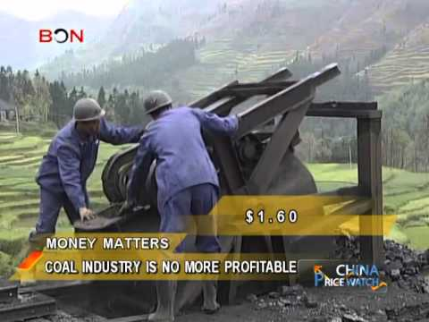 Corruption in the coal industry - China Price Watch - May 29, 2014 - BONTV China