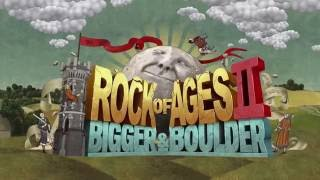 Rock of Ages 2: Bigger & Boulder - Announcement Trailer