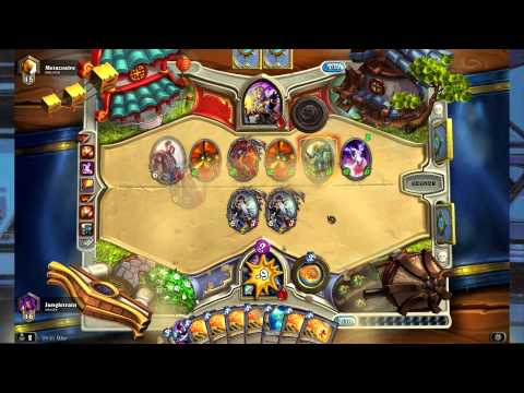 hearthstone headshot