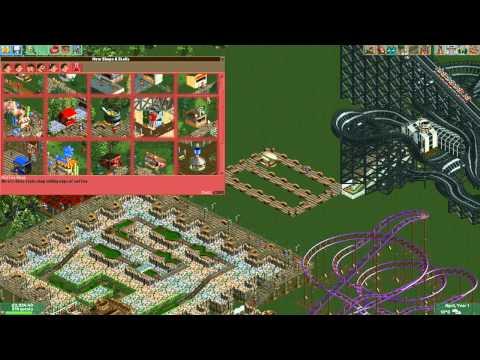 Rollercoaster Tycoon 2 - odcinek pilotażowy