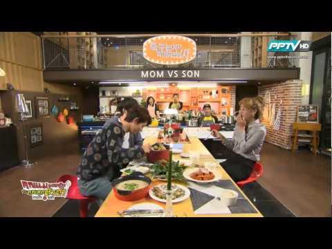 141016 MOM VS SON EP.3 (Guest Kim Woo Bin & Hong Jong Hyun) พากย์ไทย