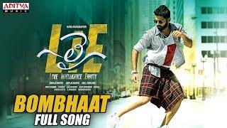 Bombhaat-Full-Song---Lie-Songs---Nithiin---Megha-Akash
