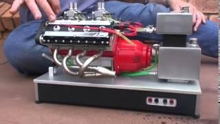 Ferrari Mini Motor V8