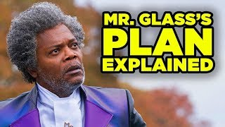 GLASS Ending Explained! Elijah's Plan & Shyamalan Twist Revealed!
