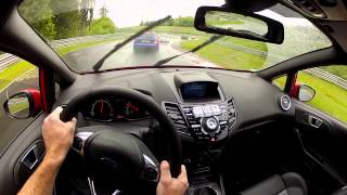 Ford Fiesta ST At The Nurburgring