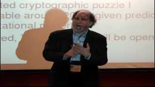Ronald Rivest: The Growth of Cryptography