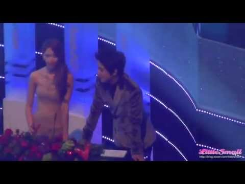 Yoona & Yonghwa Moment 1