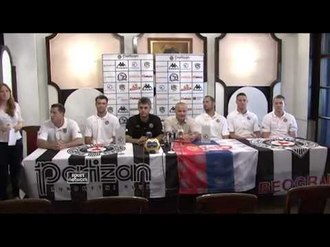 Partizan predstavio pojačanja