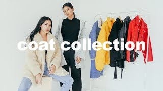 WINTER COAT/JACKET COLLECTION - Try On   ToThe9s