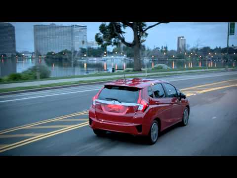 Honda Fit 2014: V Detroite svitlo na nový Jazz
