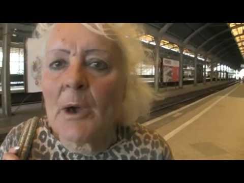 Pani Barbara - Dworzec PKP