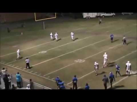 Jonathan Deloach Highlight Class of 2013 WR