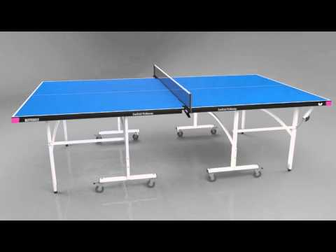 Butterfly Easifold 19 Indoor Rollaway Table Tennis Table