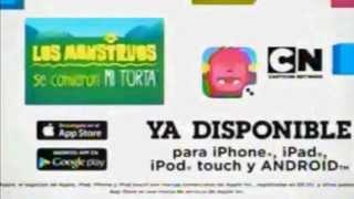 """Cartoon Network LA : CN Movil Juego Aplicativo """"Los"""
