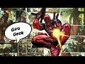 Giro Geek 2 Esqadr o suicida Deadpool Supernatural Bates motel