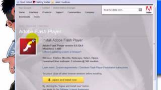 How-To Find, Download And Install The Adobe Flash Player